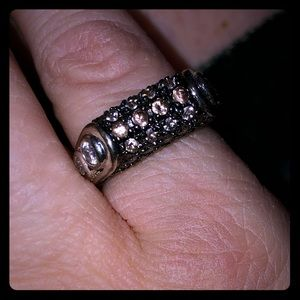 Jewelry - Brown gem ring